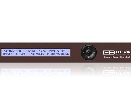 SmartGen 6.0 Professional Dynamic RDS Encoder, DEVA Broadcast