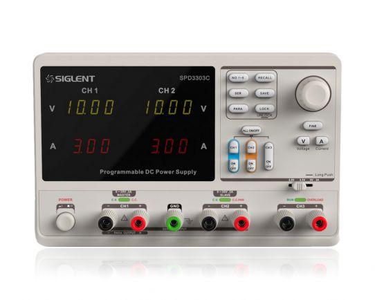 SPD3303C 220W Power Supply, Siglent