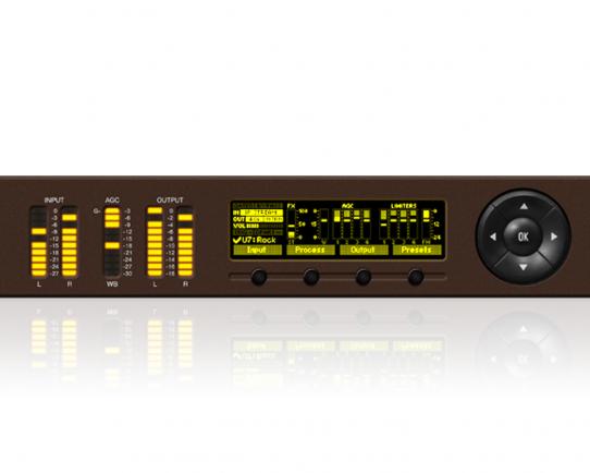 DB64-FM 4-Band Audio Processor with RDS/RBDS Encoder