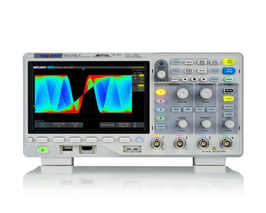 SDS1204X-E Digital Oscilloscope 200MHz, 1GSa/s, Siglent