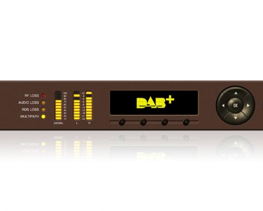 DB7012 – DAB/DAB+ Monitoring Receiver, DEVA Broadcast