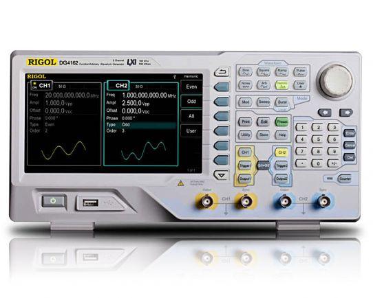 Waveform Generator 160MHz, Rigol DG4162
