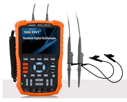 SHS1062 Handheld Isolated Digital Oscilloscope 60MHz, 1GSa/s, Siglent