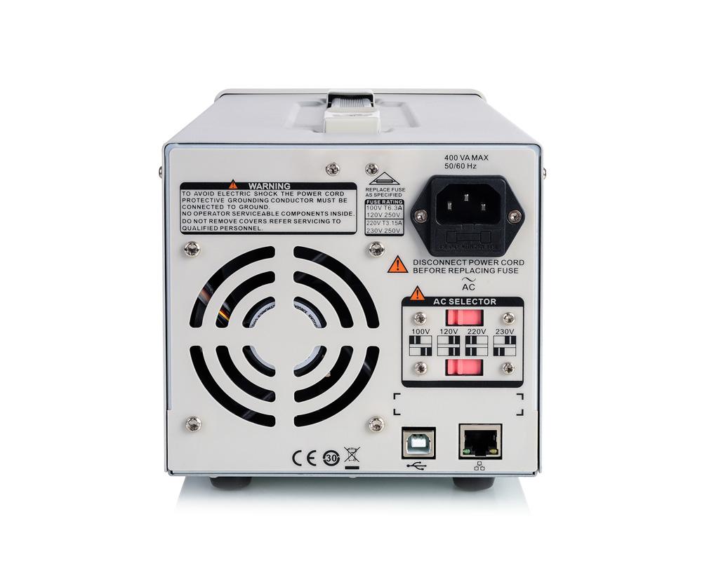 R Telecom Ltd Spd1305x Programmable Dc Power Supply 150w 30v 5a Regulated Linear Siglent