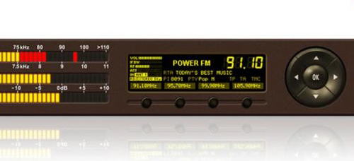 The New DB4004 FM Monitoring