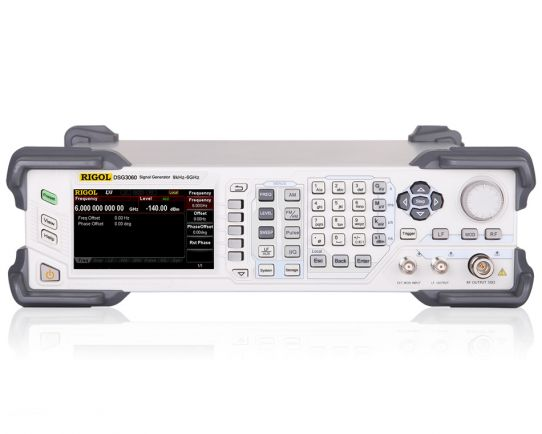 DSG3030 3GHz Generador de señal RF, Rigol