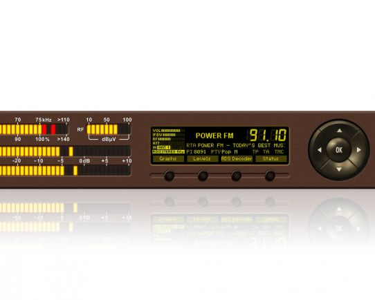 DEVA DB7007 FM Radio Re-Broadcast Receiver