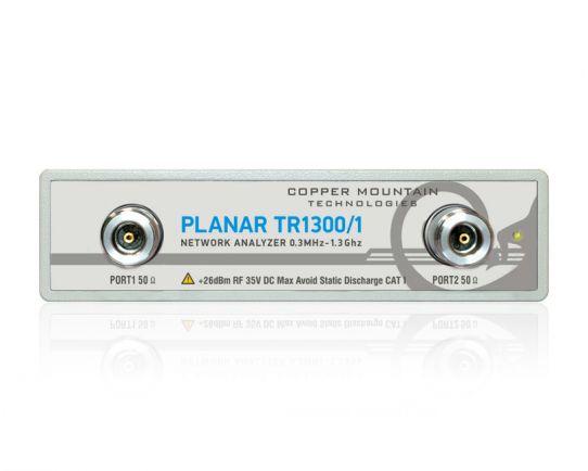 TR1300/1 Compacto RF Analizador vectorial de redes 1.3 GHz, CMT