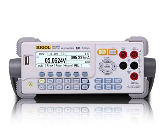 DM3058E Digital Multimeter 5 ½ Digits, Rigol