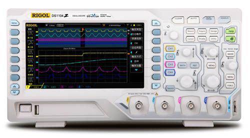 DS1074Z Plus Цифров осцилоскоп 70MHz, 1GSa/s, Rigol