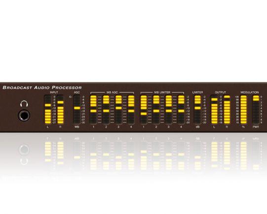 DEVA DB6400 4-Band Procesador de audio y generador RDS