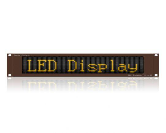 DEVA Dynamic LED Display Model 96