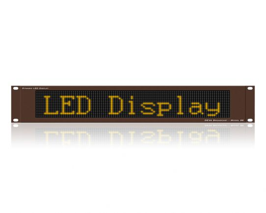 DEVA Pantalla LED dinámica Modelo 96