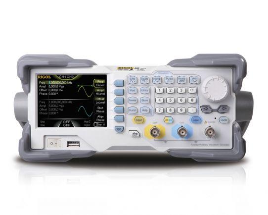 DG1022Z 25Mhz Генератор с произволна форма на вълната, Rigol
