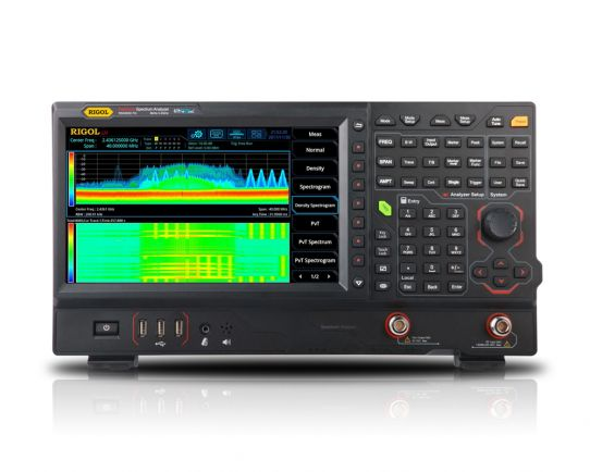 RSA5032 Analizador de espectro en tiempo real, 3,2 GHz, Rigol