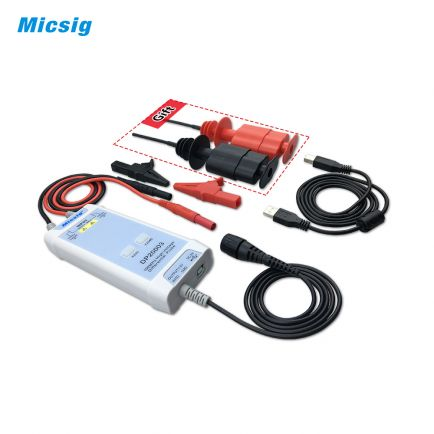 DP20003 High Voltage Differential Probe 100MHz, 5600V, Micsig