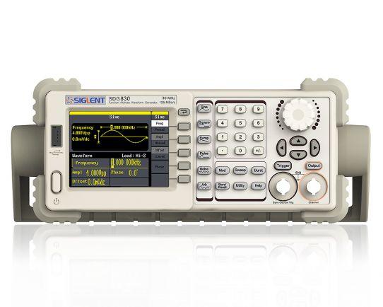 SDG830 Generador Forma de Onda 30MHz, Siglent