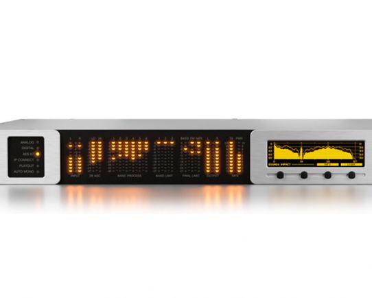 SOUND4 PULSE Procesador de sonido de 3 bandas