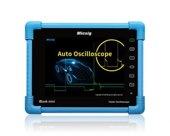 ATO1102 Plus Osciloscopio digital de automoción de 2 canales, 100 MHz, 1GSa/s, Micsig