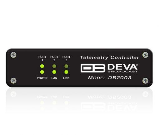 DEVA DB2003 - Herramienta de control remoto de RVR transmisor FM