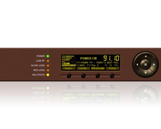 DEVA DB7001 FM Radio receptor de redifusión