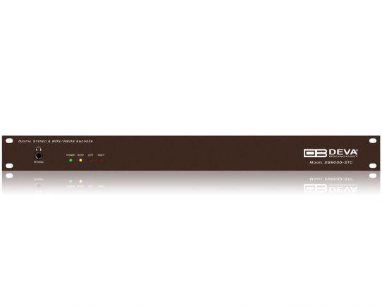 DEVA DB9000-STC Стерео Генератор и RDS кодер