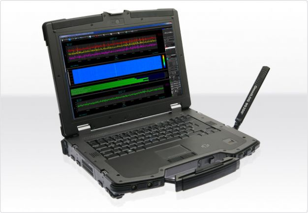 RF Spectrum Analyzer 1MHz - 9,4GHz SPECTRAN HF-XFR, Aaronia