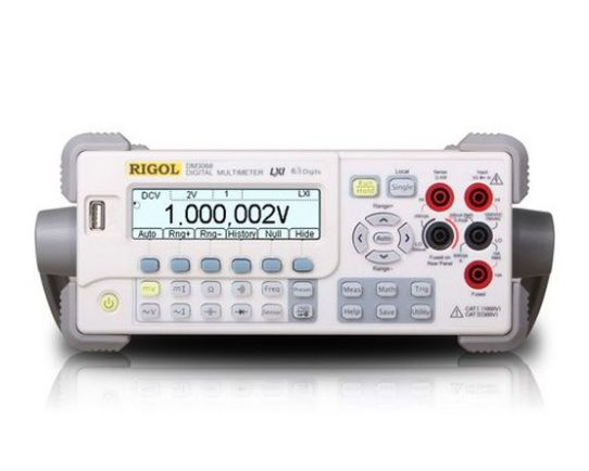 Digital Multimeter Rigol DM3068, 6 ½ Digits