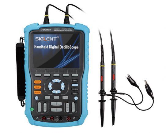 SHS806 Handheld Digital Oscilloscope 60MHz, 1GSa/s, Siglent