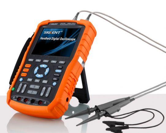 SHS1102 Osciloscopio Aislado Digital Portátil 100MHz, 1GSa/s, Siglent