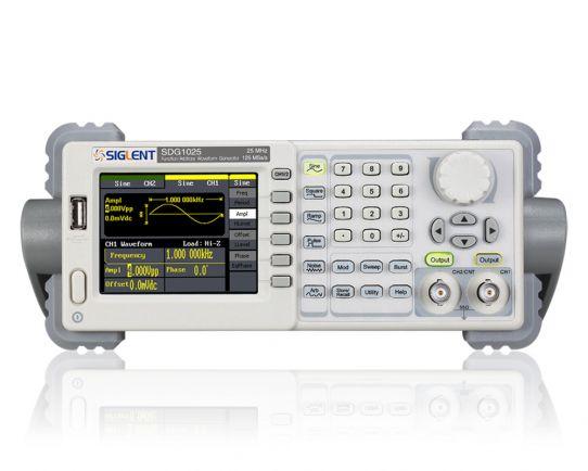 SDG1025 Waveform Generator 25MHz, Siglent