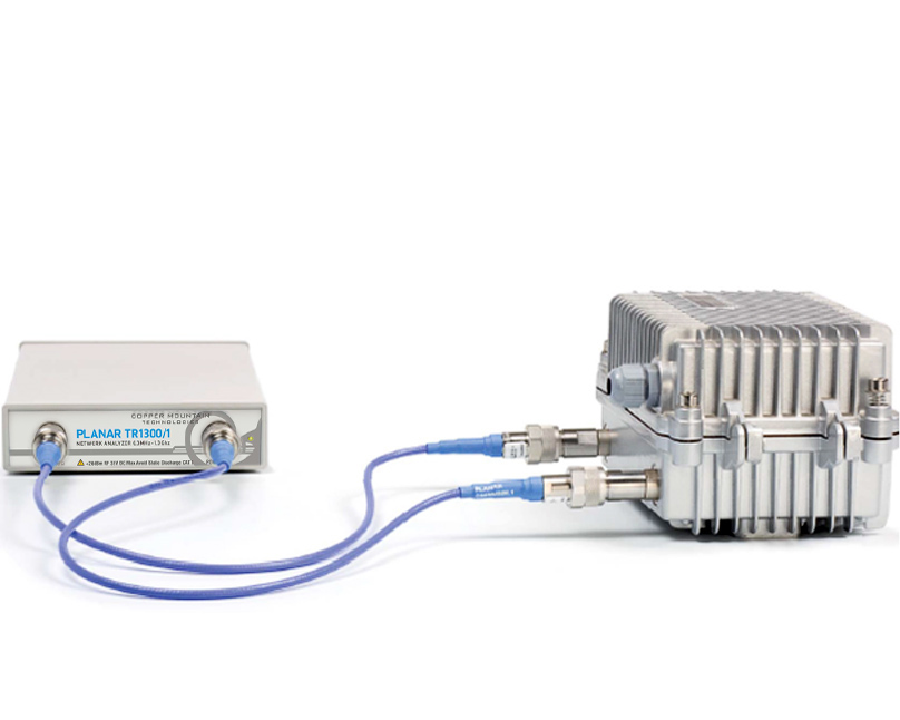 TR1300/1 Compact RF Vector Network Analyzer 1 3 GHz, CMT, R-Telecom
