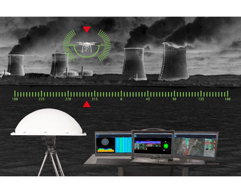 R-Telecom Ltd , AARTOS, Real-Time RF Drone / UAV and Radar Detection